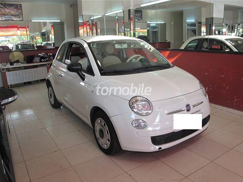 fiat 500 essence 2012 occasion 53000km marrakech 2769. Black Bedroom Furniture Sets. Home Design Ideas