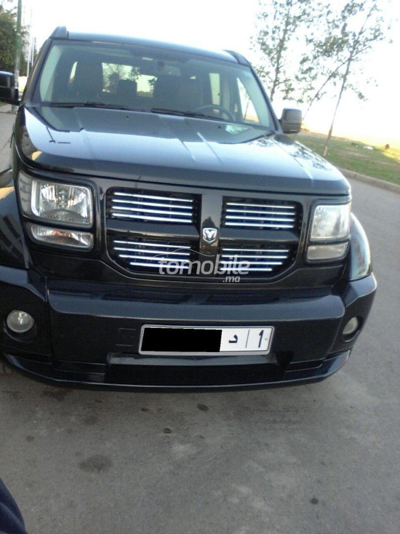 dodge nitro import occasion diesel 2008 occasion 117000km rabat 2987. Black Bedroom Furniture Sets. Home Design Ideas