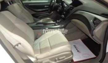 Acura ZDX 2010 Essence 50000 Casablanca full