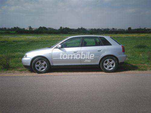 audi a3 essence 2003 occasion 170000km casablanca 24194. Black Bedroom Furniture Sets. Home Design Ideas
