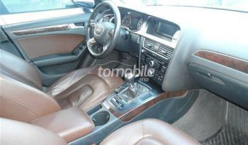Audi A4 2013 Diesel 78000 Rabat plein