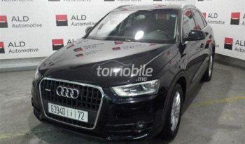Audi Q3 2012 Diesel 95000 Casablanca
