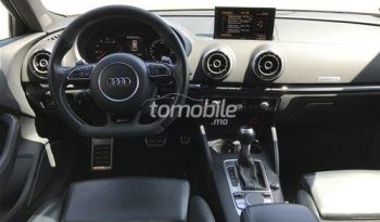 Audi RS3 2015 Essence 52000 Marrakech plein