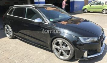 Audi RS3 2015 Essence 52000 Marrakech