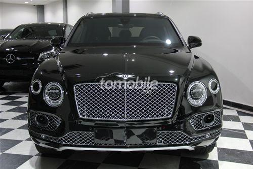 bentley bentayga import neuf diesel 2017 neuf 0km casablanca 19360. Black Bedroom Furniture Sets. Home Design Ideas