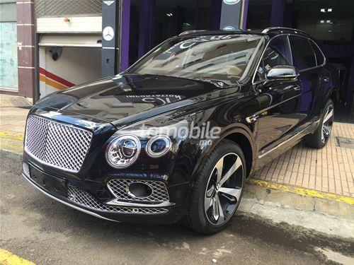 bentley bentayga import neuf essence 2017 neuf 0km casablanca 17596. Black Bedroom Furniture Sets. Home Design Ideas