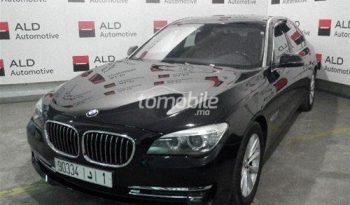 BMW Serie 7 2013 Diesel 145000 Casablanca