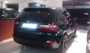 BMW X5 2007 Essence 113000 Marrakech plein