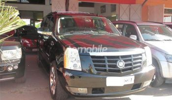 Cadillac Escalade 2008 Essence 90000 Marrakech