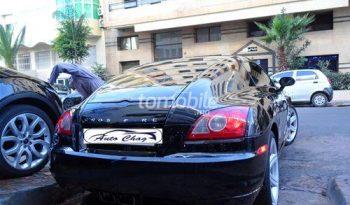 Chrysler Crossfire 2004 Essence  Casablanca plein