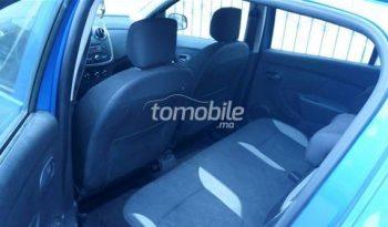 Dacia Sandero 2014 Diesel 70000 Casablanca plein
