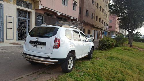 dacia duster diesel 2011 occasion 180000km casablanca 24945. Black Bedroom Furniture Sets. Home Design Ideas