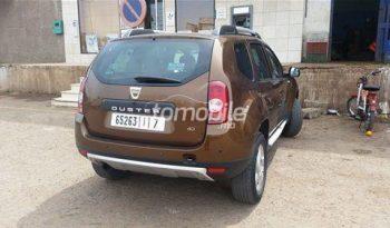 Dacia Duster 2012 Diesel 104000 Agadir plein