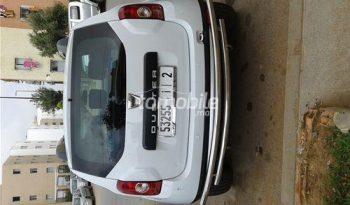 Dacia Duster 2013 Diesel 86000 Rabat plein