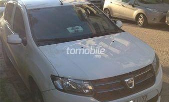 Dacia Sandero 2014 Diesel 60000 Casablanca
