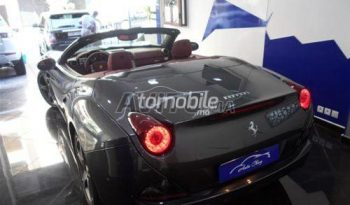 Ferrari California 2012 Essence 12000 Casablanca plein