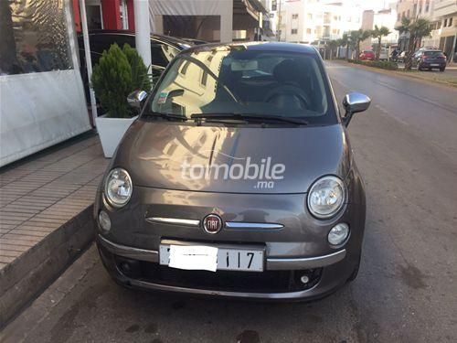 fiat 500 2013 essence 40000 casablanca. Black Bedroom Furniture Sets. Home Design Ideas