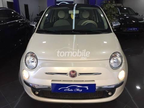 fiat 500 diesel 2014 occasion 24000km casablanca 21215. Black Bedroom Furniture Sets. Home Design Ideas