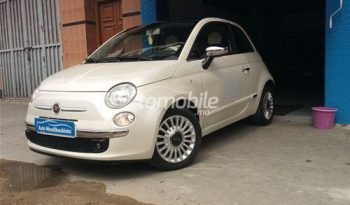 fiat 500 diesel 2014 occasion 24000km casablanca 23320. Black Bedroom Furniture Sets. Home Design Ideas