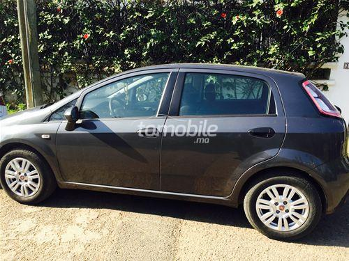 fiat grande punto diesel 2014 occasion 62000km casablanca 23184. Black Bedroom Furniture Sets. Home Design Ideas
