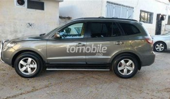 Hyundai Grand Santa Fe 2007 Diesel 250000 Agadir plein