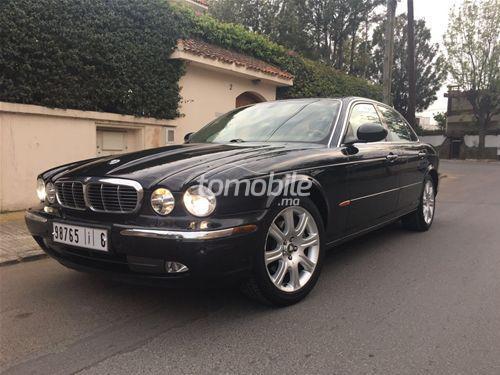 jaguar xj6 essence 2003 occasion 124000km casablanca 24688. Black Bedroom Furniture Sets. Home Design Ideas