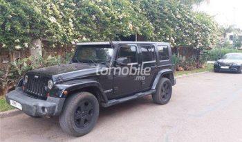jeep wrangler diesel 2009 occasion 190000km casablanca 24844. Black Bedroom Furniture Sets. Home Design Ideas