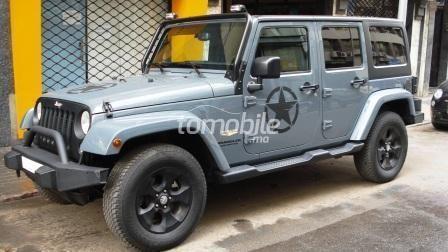 Jeep Wrangler 2016 Diesel Casablanca Tomobile