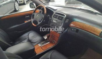 Lexus LS 400 2001 Essence 90000 Rabat full