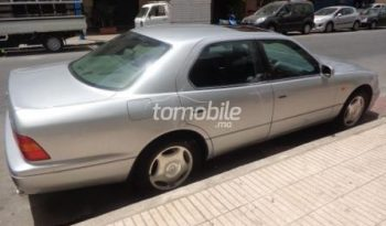 Lexus LS 400 2003 Essence 120000 Casablanca full