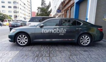 Lexus LS 400 2009 Essence 114000 Casablanca full