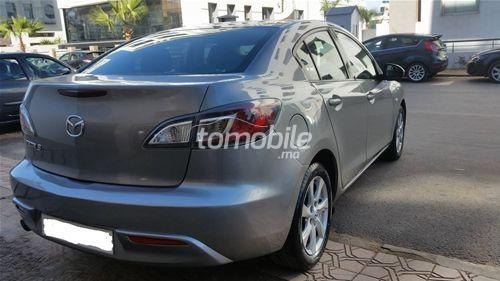 mazda 3 essence 2010 occasion 100000km casablanca 18514. Black Bedroom Furniture Sets. Home Design Ideas