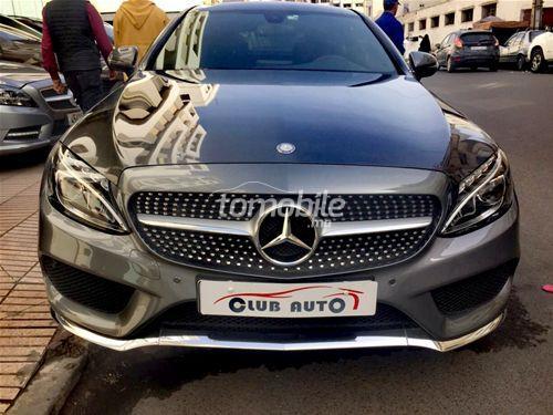 Mercedes benz classe c 2016 diesel 7000 casablanca for Mercedes benz 7000