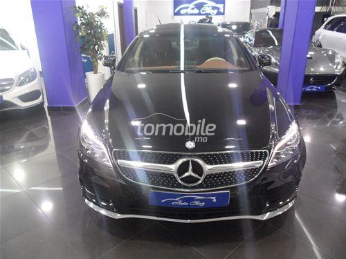 mercedes benz classe cls 2016 diesel 10000 casablanca. Black Bedroom Furniture Sets. Home Design Ideas