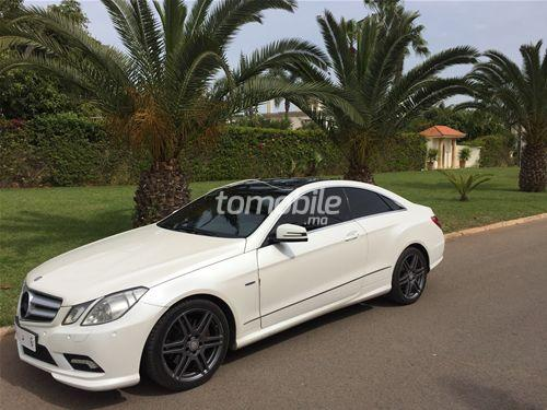mercedes benz e 350 diesel 2010 occasion 87000km casablanca 24079. Black Bedroom Furniture Sets. Home Design Ideas