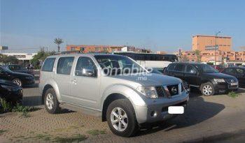 Nissan Pathfinder 2010 Diesel 190000 Marrakech plein