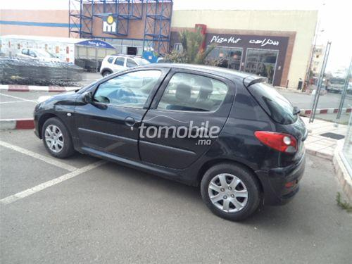 peugeot 206 essence 2012 occasion 66950km casablanca 9450. Black Bedroom Furniture Sets. Home Design Ideas