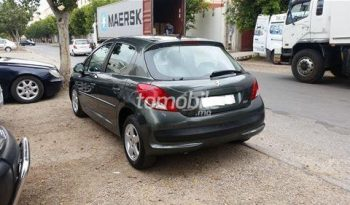 Peugeot 207 2010 Diesel 93000 Agadir plein