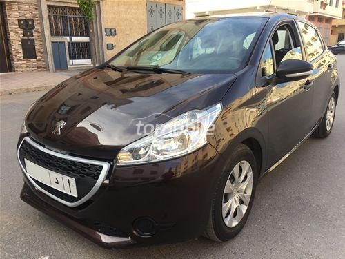 peugeot 208 diesel 2012 occasion 49000km rabat 7301. Black Bedroom Furniture Sets. Home Design Ideas