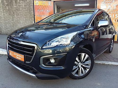 peugeot 3008 diesel 2016 occasion 29000km tanger 8381. Black Bedroom Furniture Sets. Home Design Ideas