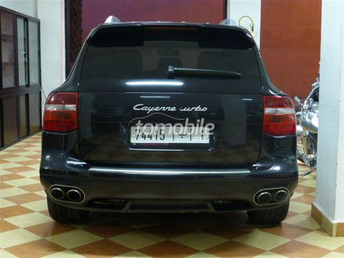 porsche cayenne 2008 essence 114000 marrakech. Black Bedroom Furniture Sets. Home Design Ideas