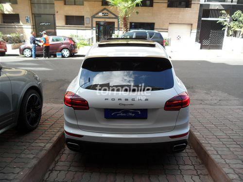 porsche cayenne diesel 2015 occasion 240000km casablanca 21704. Black Bedroom Furniture Sets. Home Design Ideas