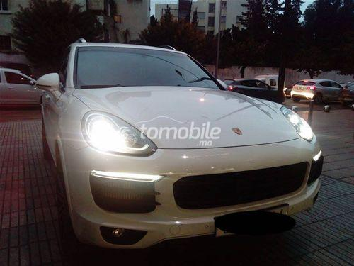 porsche cayenne import neuf diesel 2016 occasion 14000km casablanca 12026. Black Bedroom Furniture Sets. Home Design Ideas