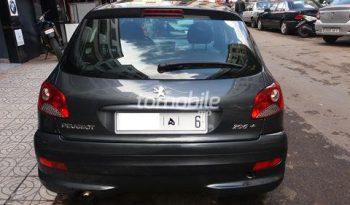 Peugeot 206 2013 Diesel 100000 Casablanca plein