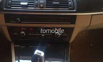 BMW Serie 5 2011 Diesel 85000 Casablanca plein