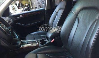 Audi Q5 2011 Diesel 92000 Casablanca plein