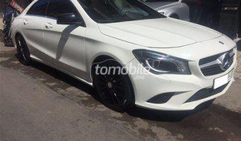 Mercedes-Benz CLA 180 2013 Diesel 90000 Casablanca plein