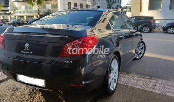 Peugeot 508 2011 Essence 80000 Casablanca plein
