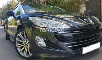 Peugeot RCZ 2012 Essence 40000 Casablanca plein