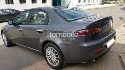 alpha romeo alfa 159 essence 2007 occasion 90000km casablanca 19256. Black Bedroom Furniture Sets. Home Design Ideas